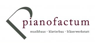 Webseite des Musikhaus Pianofactum