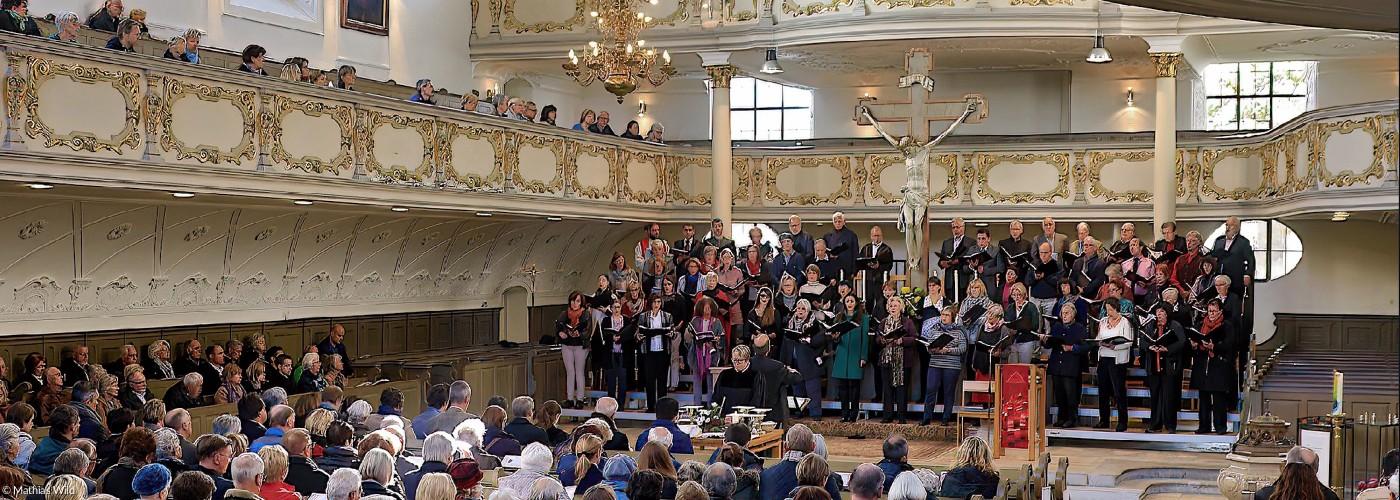 Musik im Gottesdienst der Dreifaltigkeitskirche