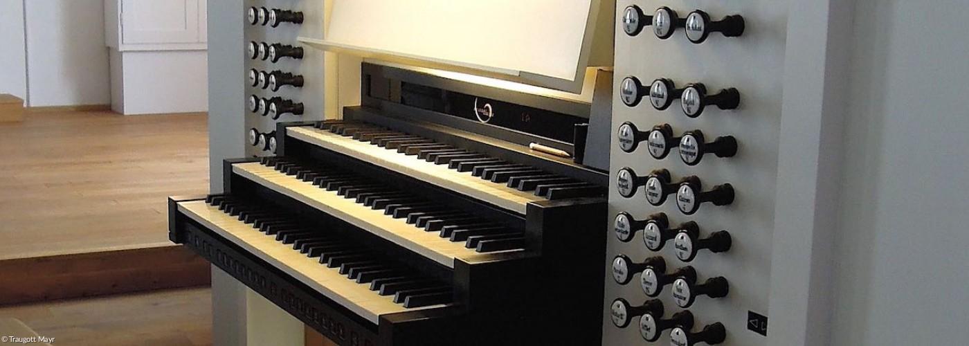 Orgelunterricht